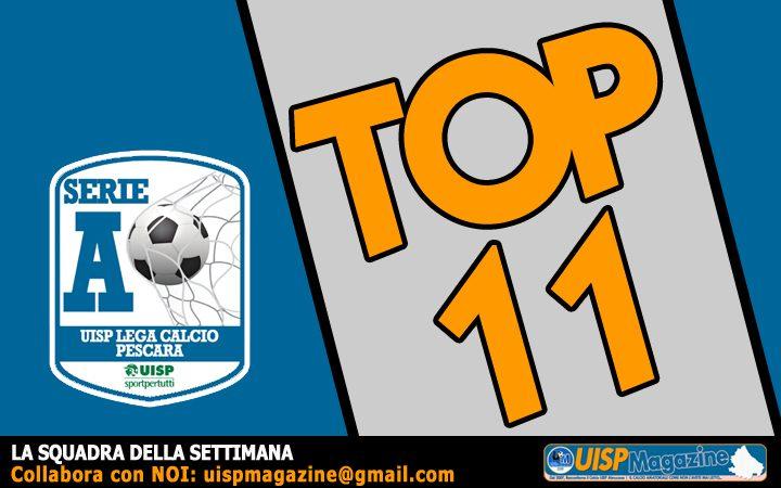 TOP11 | 12G SERIE A | Scopri la Squadra della Settimana della Massima Serie