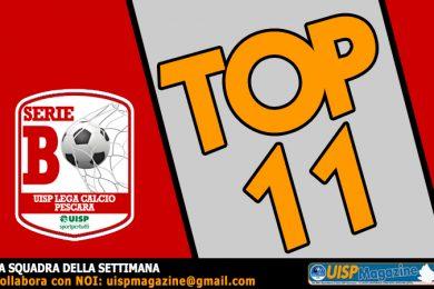 TOP11 | 10G SERIE B | Scopri la Squadra della Settimana della Serie Cadetta