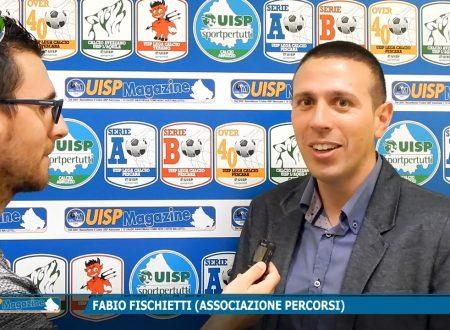 VIDEO   Fabio Fischietti (Percorsi) ci parla di Matti per il Calcio