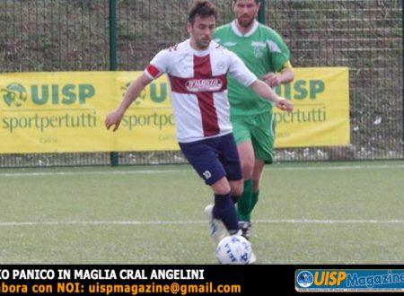 CALCIOMERCATO   Mirko Panico saluta il CRAL Angelini e la UISP
