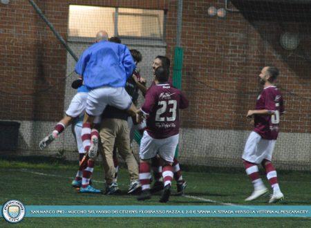 05 SERIE B | Il Pescara City si issa solitario al secondo posto