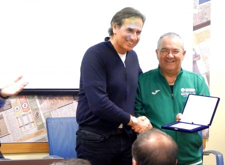 VIDEO | MONDO ARBITRI | Gianluca Paparesta gradito Ospite del Calcio UISP Pescarese
