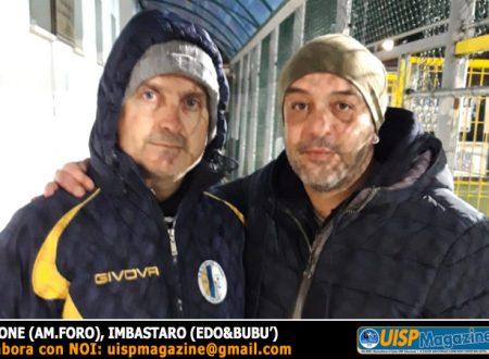 08 OVER40 | SERIE A | 8 reti a Miglianico tra Am.Foro VS Edo&Bubu'