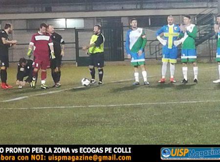 09G SERIE A | Di Pietro croce e delizia: l'EcogasPeColli batte 0-1 La Zona