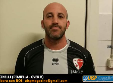 06G OVER40 Serie B | Mancinelli (Pianella) replica a Listorti (Atletico Ponzio)