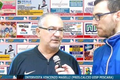 VIDEO | Intervista al Presidente V.Maselli dopo il Consiglio Nazionale UISP
