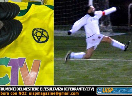 OVER40 | 12G A | 9 gol nei 3 anticipi del Venerdì sera: Sorridono CTV,Pro Sacco ed E.Laurenzio