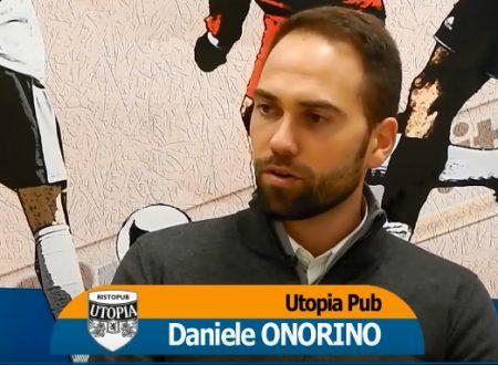 UISP IN TV | D.Onorino ed il Big-Match con la Pentagono Pescara
