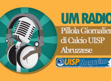 UM RADIO | Ep.05 | Edizione di Sabato 12-01-2019: il Punto sul Calcio UISP nostrano