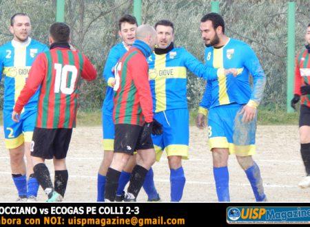 SERIE A | 15G | Pino Massimi decide allo scadere! L'Ecogas Pe Colli passa a Nocciano