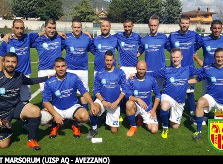 CALCIO ESTERO D'ABRUZZO | 17G | Cadono le prime 2! Aggancio Am.Calcio Avezzano in vetta
