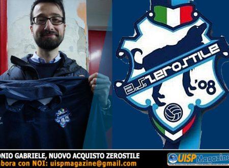 CALCIOMERCATO | La Zerostile riporta nel Mondo UISP A.Gabriele