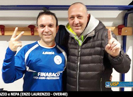 OVER40 | Enzo Laurenzio, Pro Sacco e CTV sorridono nelle 3 gare del Venerdì