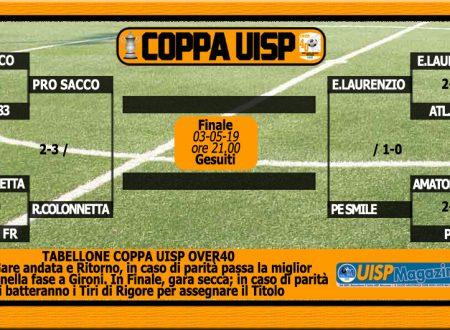 OVER40 | COPPA UISP | Di Cosimo sbanca il Fortino del Pescara Smile