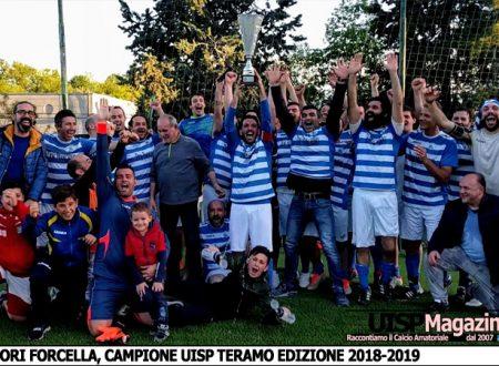 TERAMO | Il Forcella è CAMPIONE! L'A.Tordino fa sua la Coppa UISP