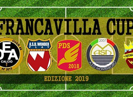 OVER40 | Il Punto della Prima Giornata della Francavilla Cup 2019