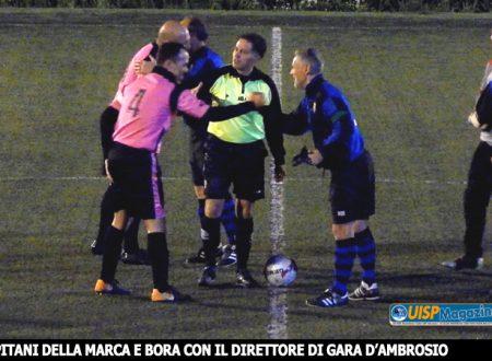 OVER40 | COPPA UISP | 5 gol, 2 rigori e tante emozioni a Francavilla