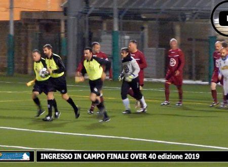 VIDEO | Immagini e Musica | La Finale Over40 tra CTV e Pescara 2000