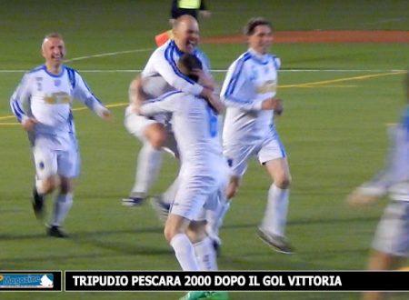 OVER40   PESCARA 2000 CAMPIONE! Cacciagrano decide una splendida Finale