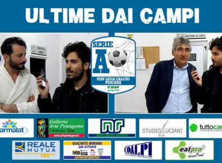 SERIE A | 29G | A CALDO | Pompei e Ponzio parlano al termine di Atl.Ponzio – Zerostile 0-3