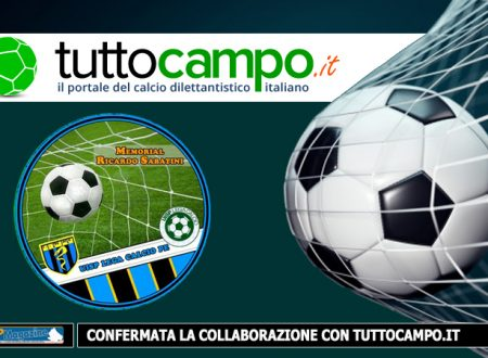 """OVER40   """"Memorial Sabatini"""" edizione 2019: Si parte Stasera! Segui anche su TuttoCampo"""