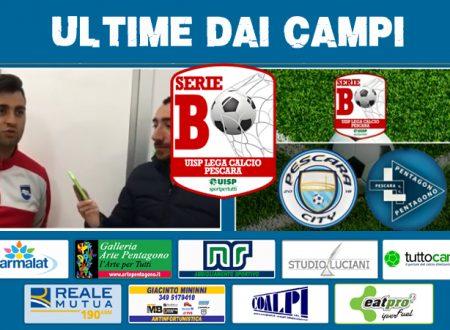 SERIE B | 26G | A CALDO | Daniele Stante lancia la Pentagono in Coppa Abruzzo