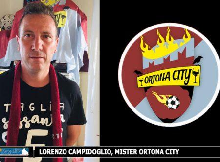 CALCIOMERCATO | Campidoglio è il Nuovo Mister dell'Ortona City