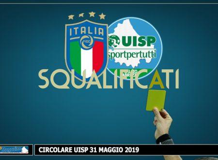 UISP – FIGC | Le Deroghe apportate dal Calcio UISP Abruzzese alla Circolare del 31 Maggio 2019