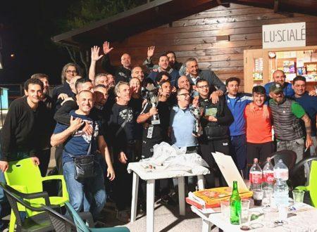 OVER40 | La DEA Calcio si aggiudica la Francavilla Cup 2019