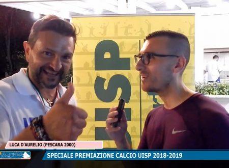 VIDEO | Il Mister dei Campioni dell'Over40 è carico per la Supercoppa 2019
