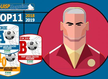 TOP 11 | 2018-19 | Scopri i Mister di SERIE A, SERIE B, OVER40