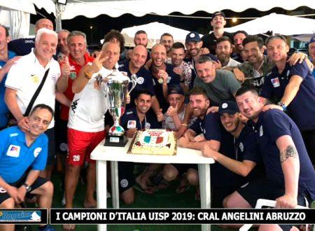 ISCRIZIONI | CRAL Angelini ed Enzo Laurenzio: le Squadre salgono a quota 33!