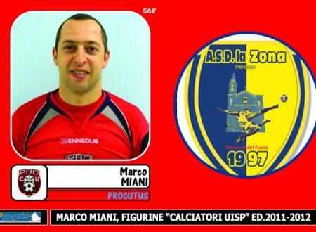 CALCIOMERCATO | Marco Miani, nuovo innesto de La Zona (Over40)