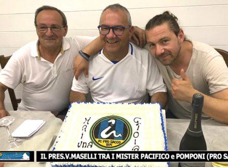 CALCIOMERCATO | La Pro Sacco presenta i Nuovi Mister e piazza il Primo Colpo