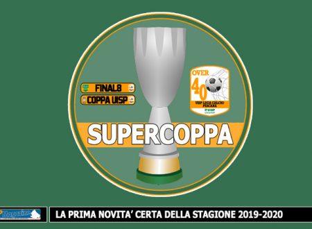 OVER40 | Nasce la Supercoppa! Fissato il Primo Appuntamento della Stagione 19-20