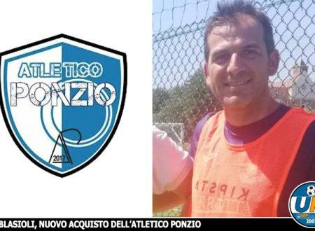 CALCIOMERCATO | SENIOR | Luca Blasioli approda all'Atl.Ponzio; Secondo Acquisto dell'Estate