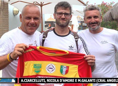 CALCIOMERCATO | SENIOR | I Campioni d'Italia ufficializzano Nicola D'Amore